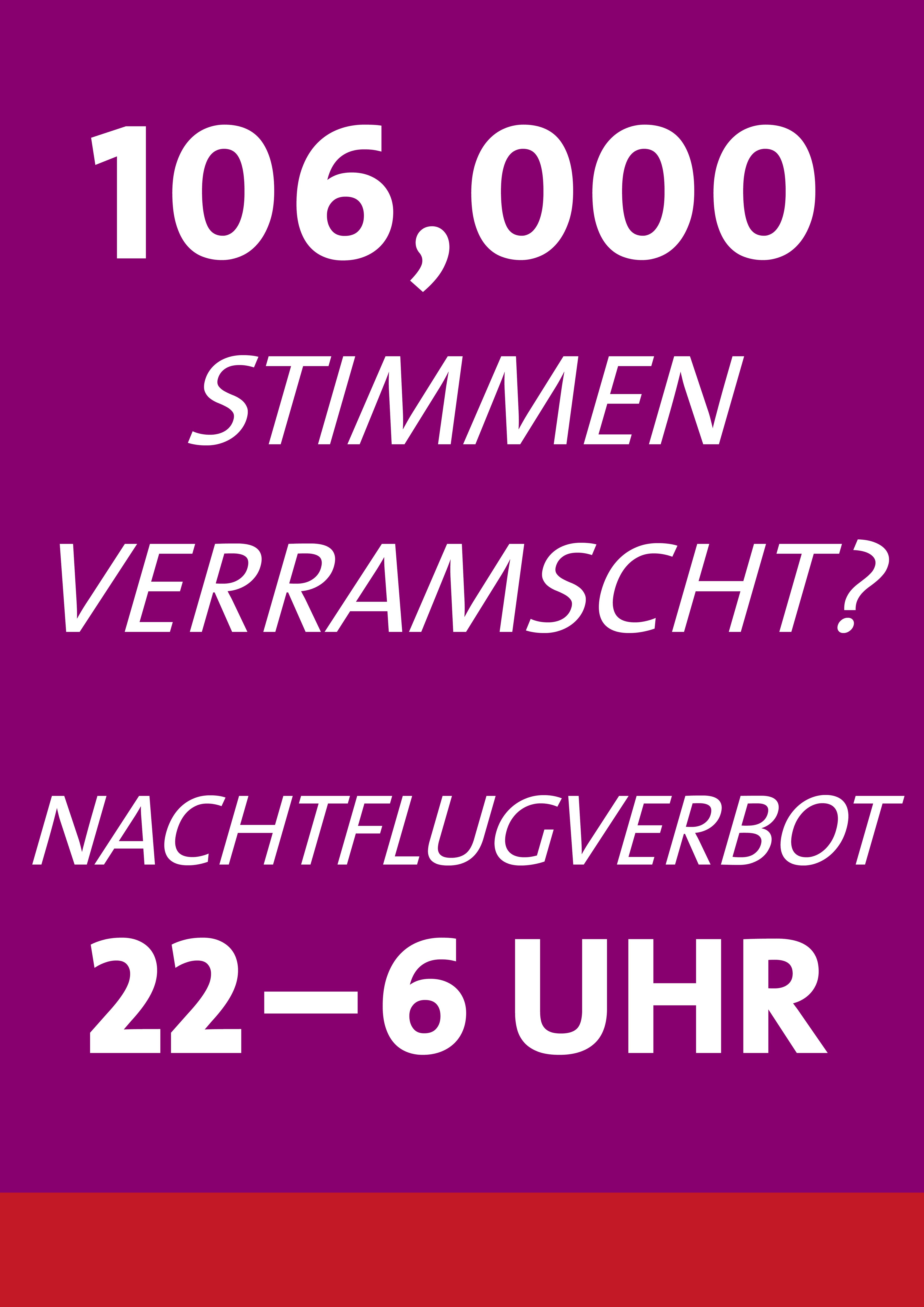 106,000 Stimmen